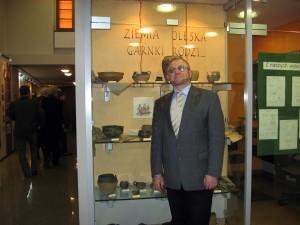 Dyrektor Wojciech Łonak