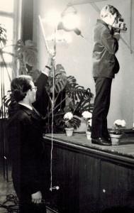 Helmut Wloka, Bernard Palmer