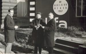 Helmut Wloka, K. Piszczek, J. Kwakiewicz