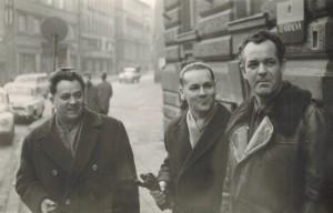 Kazimierz Piszczek,Jan Kwakiewicz,  Jan Tylman,