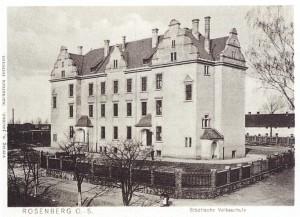 223 Katolicka Szkoła Powszechna na zdjęciu z 1907 r.