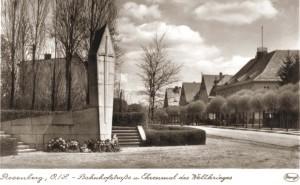 236 Pomnik ofiar I wojny światowej z 1923 r.