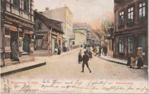 Ulica Dworcowa-Pieloka