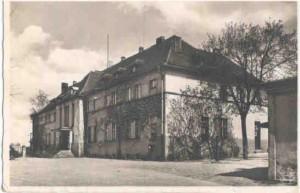 budynek dworca kolejowego po 1923 r.