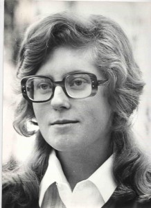 Barbara Gajda, wysoka śednia 1973 r.