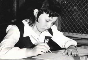 Siatkarak Elżbieta Nowak-matrua