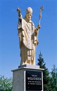 102 Figura Św,Wojciecha w Wojciechowie