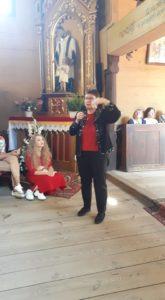 Prelekcja dyrektora muzeum Ewy Cichoń podczas 27 edycji Europejskich Dni Dziedzictwa.