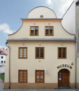 Budynek Oleskiego Muzeum Regionalnego.